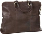 Clava Leather Aviator Travel Tote