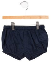 Stella McCartney Girls' Solid Knit Shorts