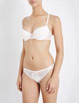 Passionata Miss Coquette Sexy mesh underwired t-shirt bra