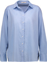 J Brand Atlantic cotton-poplin shirt