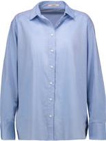 J Brand Atlantic cotton-poplin shirt