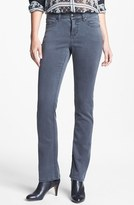 Liverpool Jeans Company Petite Women's 'Sadie' Straight Leg Supersoft Stretch Jeans