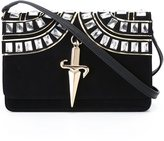 Cesare Paciotti 'Dagger' cross body bag