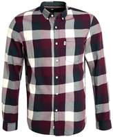 Tom Tailor Denim Shirt Deep Burgundy Red