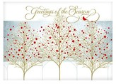 Hortense B. Hewitt 16ct Greetings of the Season Holiday Boxed Cards