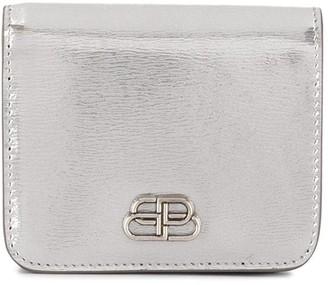 Balenciaga BB flap wallet