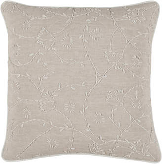 Kosas Home Anna Embroidered 22In Throw Pillow