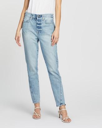 Frame Le Original Skinny Twist Jeans