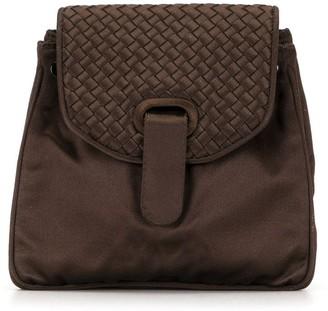 Bottega Veneta Pre-Owned Intrecciato backpack