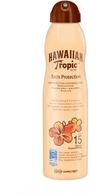 Hawaiian Tropic Satin Protection Continuous Spray Lotion SPF15 220ml