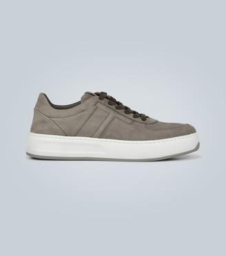 Tod's Casetta nubuck sneakers