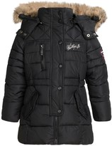 Weatherproof Long Bubble Down Hooded Coat (For Little and Big Girls)