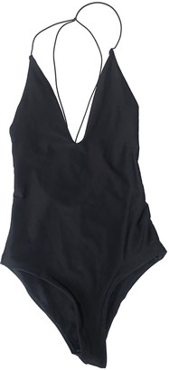 JADE SWIM Black Lycra Swimwear for Women
