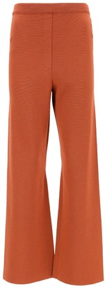 Nanushka High-Waisted Flared Pants