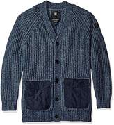 G Star Men's Rovic Heavy Cardigan Sweater