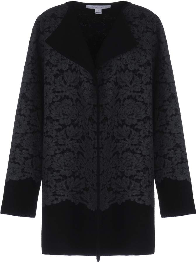 Diane von Furstenberg Overcoats - Item 41701709JA