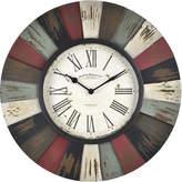 Asstd National Brand FirsTime Reclaimed Burst Wall Clock