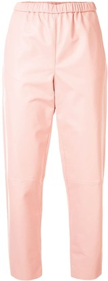 Drome Straight-Leg Cropped Trousers