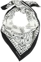 Finger In The Nose Printed Cotton Muslin Bandana