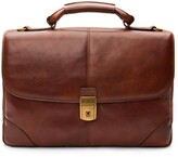 Thumbnail for your product : Bosca Leather Briefcase