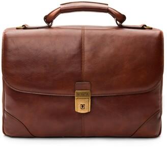 Bosca Leather Briefcase