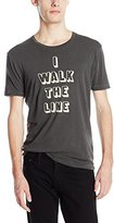 Lucky Brand Men's I Walk The Line Graphic Tee