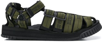 Neighborhood NHSK caged sandals