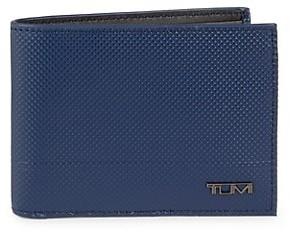 Tumi Double Leather Billfold & ID Window Wallet