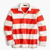 J.Crew Women's 1984 rugby shirt in stripe