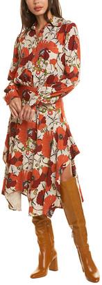 Dodo Bar Or Natasha Midi Dress