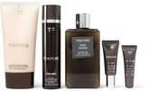 Tom Ford Grooming Kit and Leather Wash Bag