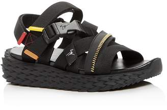 Giuseppe Zanotti Men's Platform Sandals