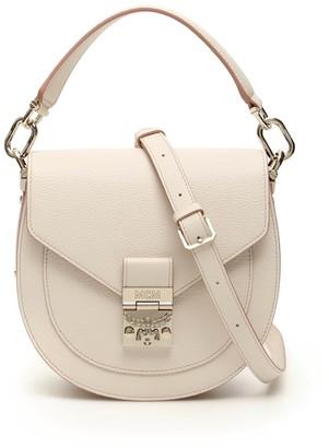MCM Patricia Park Avenue Shoulder Bag