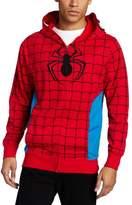 Marvel Spiderman Men's Parker Fleece Hoodie