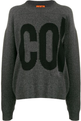 Colville Logo Embroidered Sweater