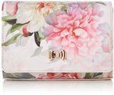 Ted Baker Massie floral clutch bag