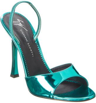 Giuseppe Zanotti Leather Sandal
