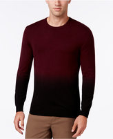 Vince Camuto Men's Dip-Dyed Sweater