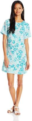 Lucy-Love Lucy Love Women's Charlotte Floral Printed Dress