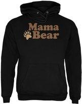 Tee's Plus Mothers Day - Mama Bear Black Adult Hoodie