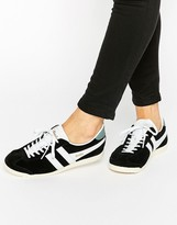 Gola Classic Bullet Sneakers In Black & White
