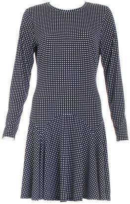 Michael Kors Navy Polyester Dresses