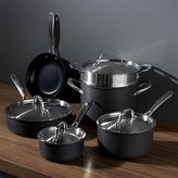 Crate & Barrel Cuisinart ® GreenGourmet TM 10-Piece Cookware Set