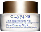Clarins Extra-Firming Night Rejuvenating Cream Dry Skin