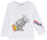 Stella McCartney Georgie Human Cannonball T-Shirt