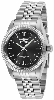 Invicta 29395 Specialty Women's Wrist Watch Stainless Steel Quartz Grey Dial