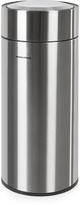 Morphy Richards 977110 Round Sensor Bin - Stainless Steel - 30L
