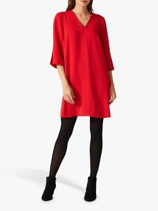 Phase Eight Elmira Dress, Merlot