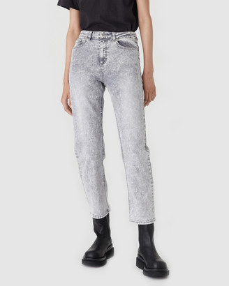 Jac & Mooki - Women's Straight - Pia Jeans - Size One Size, 26 at The Iconic