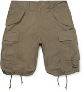 Beams Plus - Oliver Slim-fit Cotton-ripstop Cargo Shorts